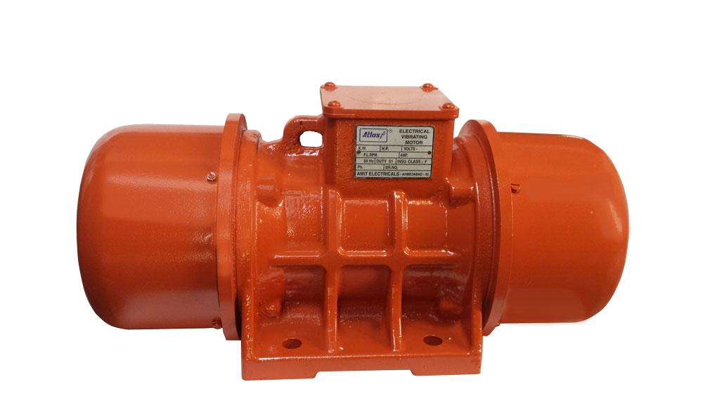 Single Phase Vibratory Motor