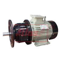 Clutch Brake Combination Motor